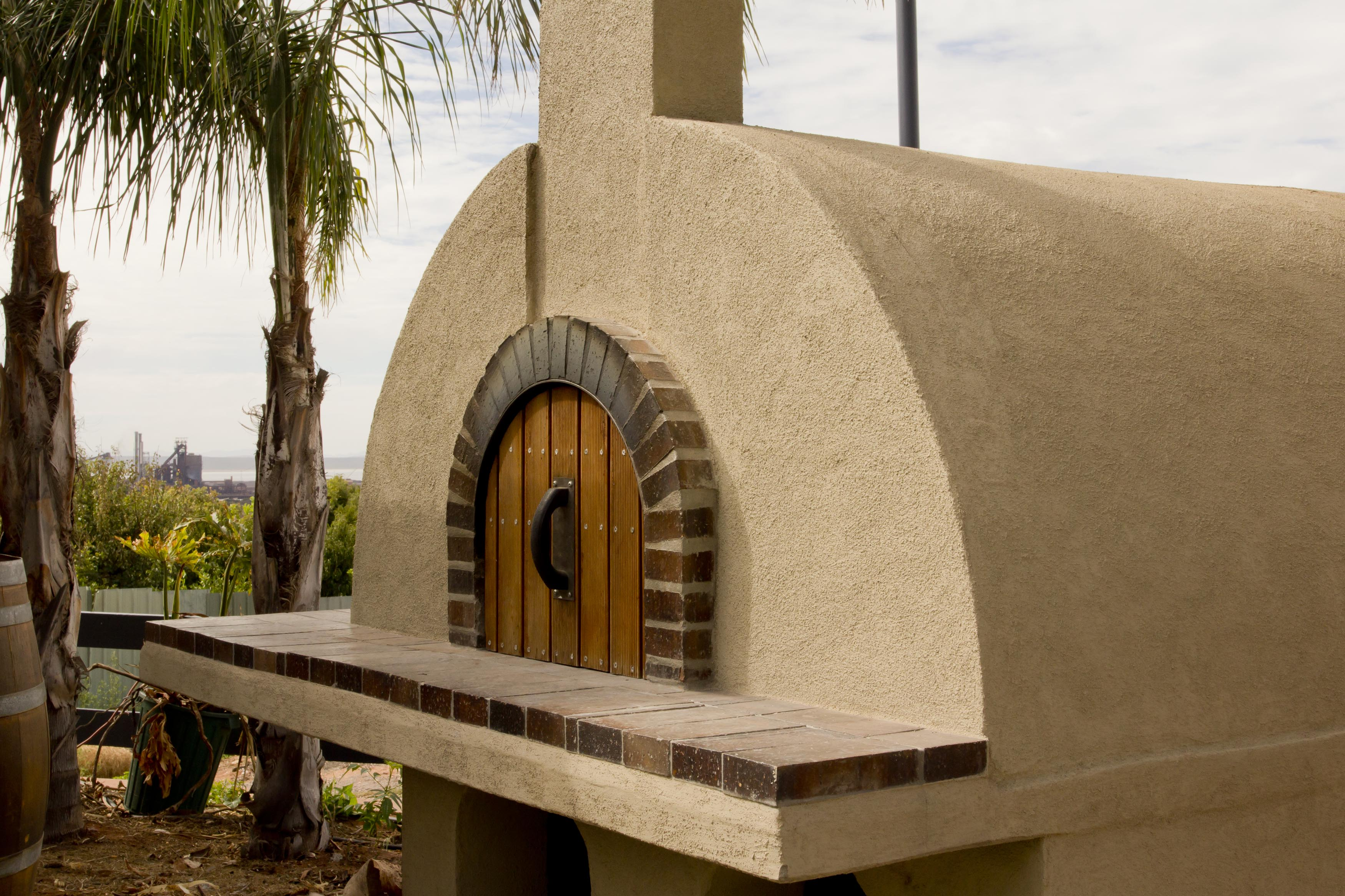 The Mirambeena Wood Oven